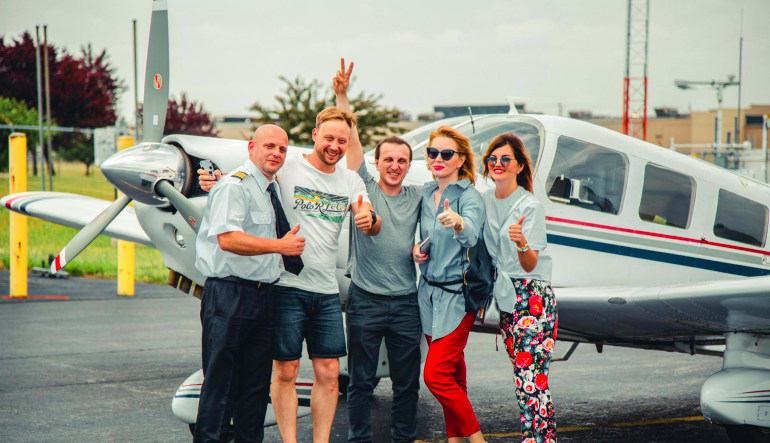 New York City Scenic Plane Tour Group
