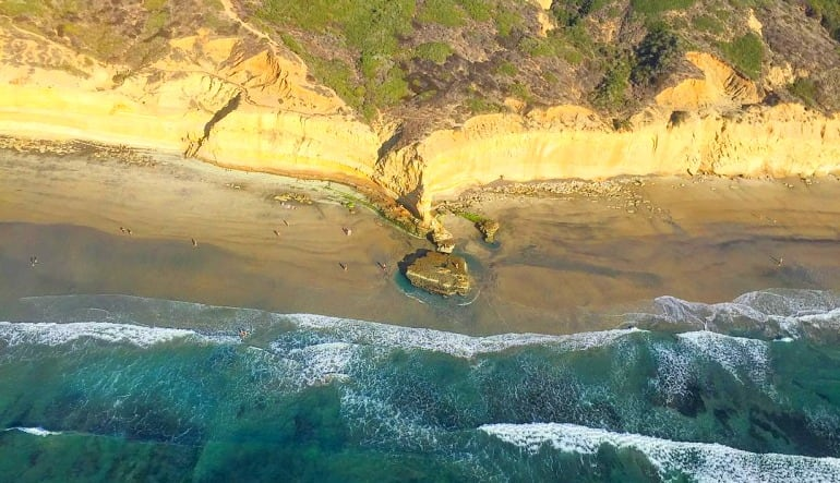 Helicopter Ride Oceanside to La Jolla Cove Torrey