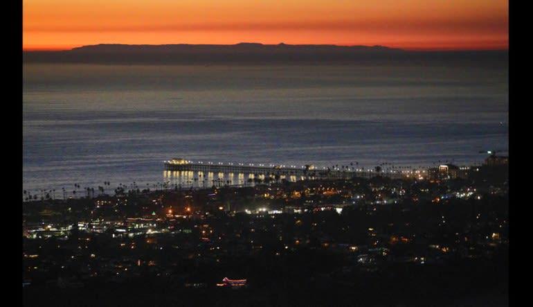 Helicopter Ride Oceanside - 30 Minute Night Flight
