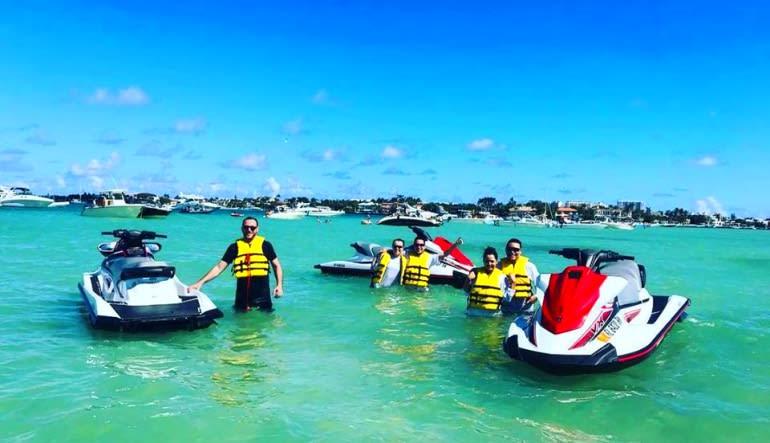 Ultimate Miami Watersports Package Jet Ski