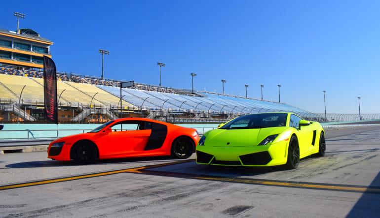 Lamborghini Gallardo Drive Racetrack