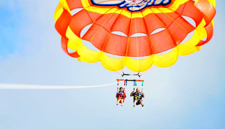 Parasailing Key West Parachute Tandem