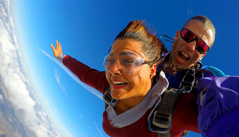 Skydiving Dallas Amazing