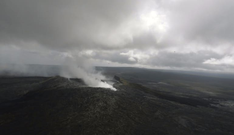 Helicopter Tour Big Island, Kilauea Volcano Deluxe Erruption