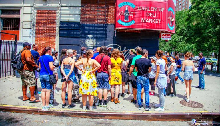 New York City Walking Tour, Harlem and Hip Hop History Group