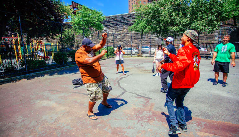 Bus Tour New York City, Harlem, Bronx, and Hip Hop History Dance