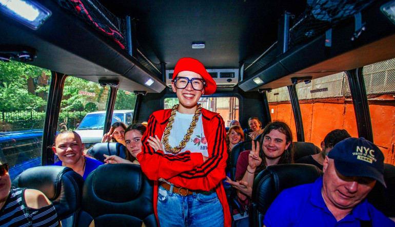 Bus Tour New York City, Harlem, Bronx, and Hip Hop History Bus