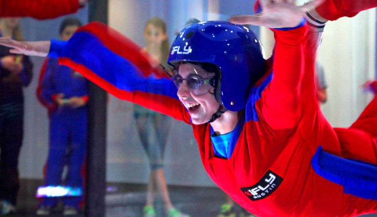 Indoor Skydiving Austin
