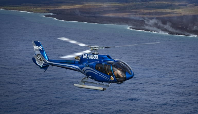 Helicopter Tour Big Island Spectacular - 1 Hour 45 Minutes