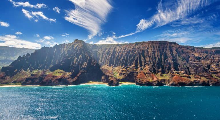 Helicopter Tour Kauai Discover Kauai Flight - 45 Minutes (Princeville) Coast