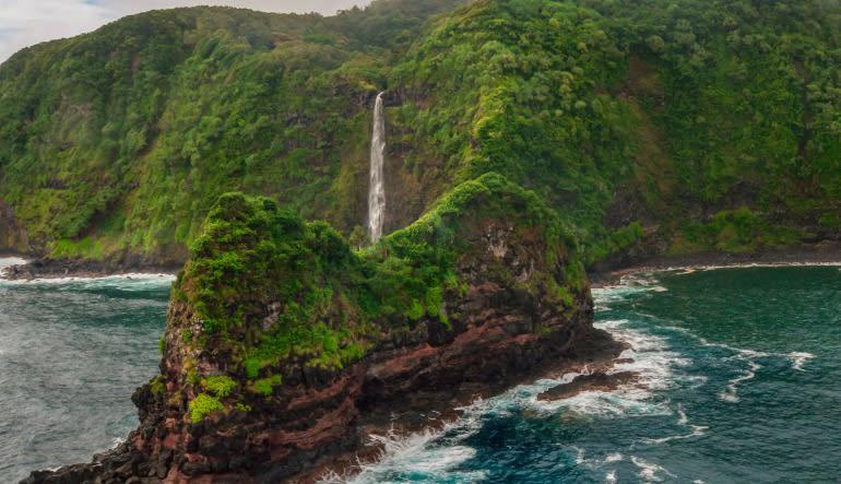 Helicopter Tour Maui, Hana and Haleakala - 50 Minute Flight