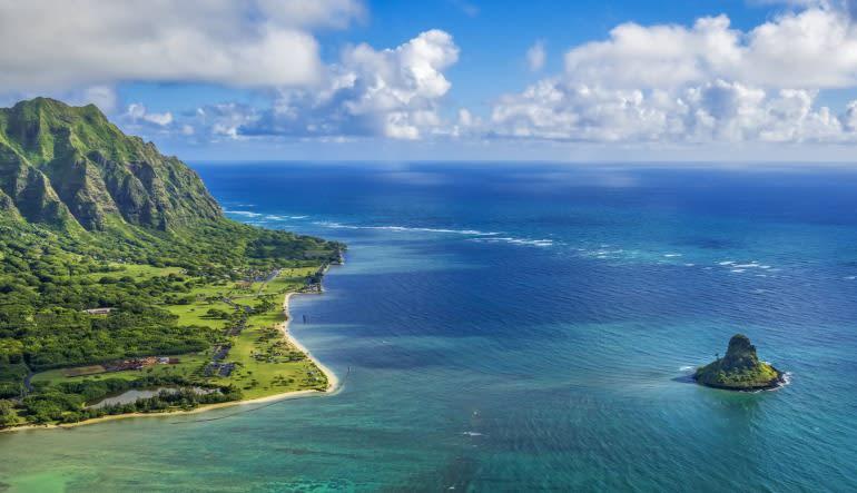 Ko Olina Helicopter Tour Oahu