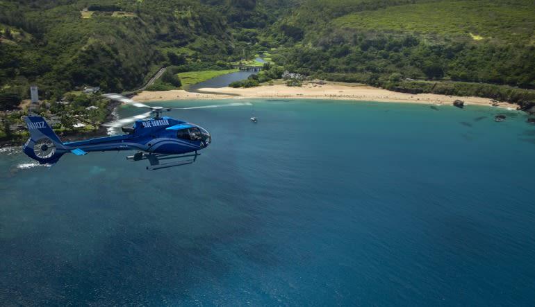 Ko Olina Oahu Helicopter Tour, Oahu Spectacular - 60 Minutes