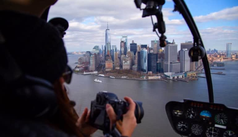 Private New York City Helicopter Tour