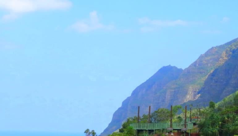 Zipline Oahu Kualoa Ranch Platform