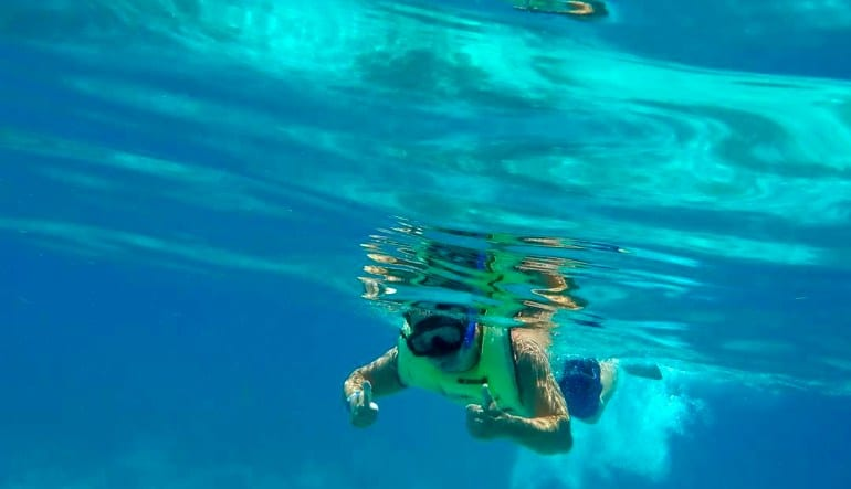 Island Hopper Excursion with Snorkel