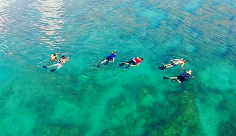 Island Hopper Excursion with Snorkel Group