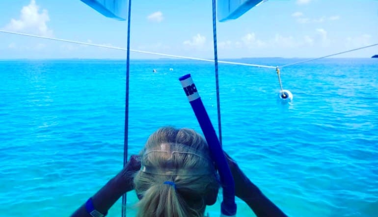 Island Hopper Excursion with Snorkel Ready