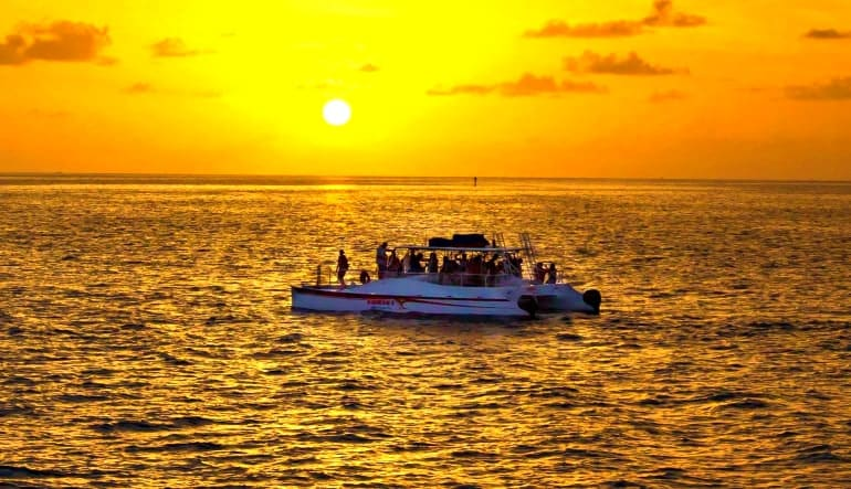 Key West Sunset Cruise Skyline