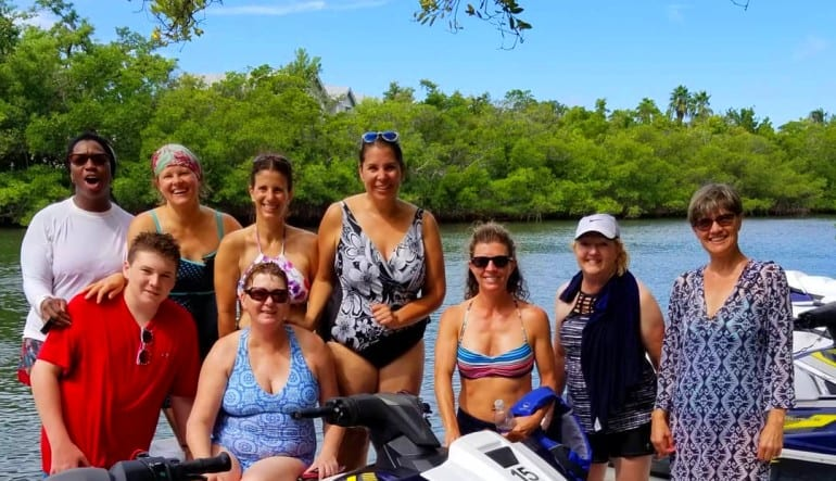 Jet Ski Tour Key West - 1.5 Hours (MORNING EARLY BIRD SPECIAL)