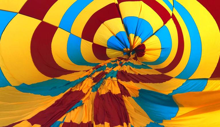 Hot Air Balloon Ride Nashville - 1 Hour Flight Inside