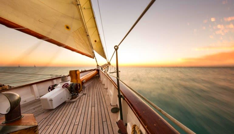 Schooner Sailing Key West - 1.5 Hour Sunset Sail