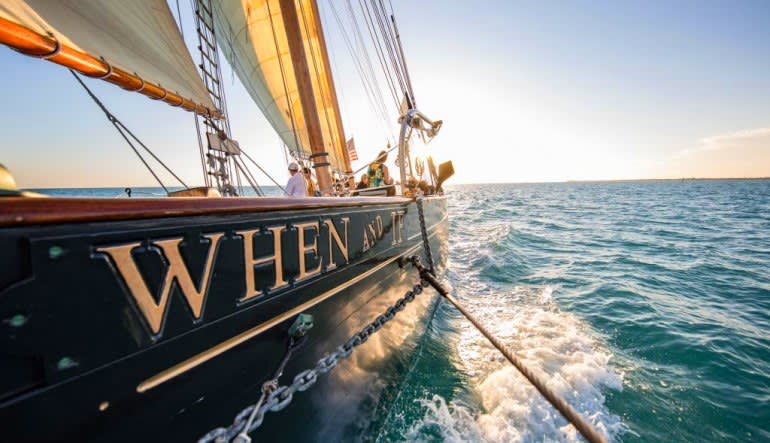 Schooner Sailing Key West - 1.5 Hours