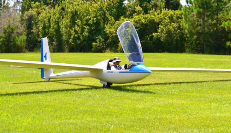 Glider Scenic Flight, Orlando