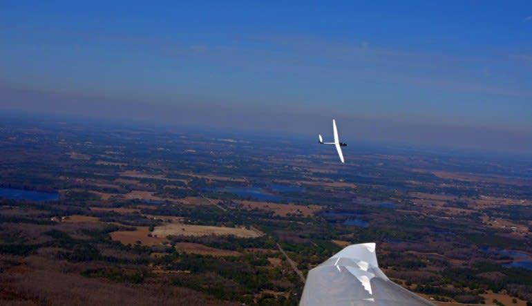 Glider Scenic Flight, Orlando Soaring
