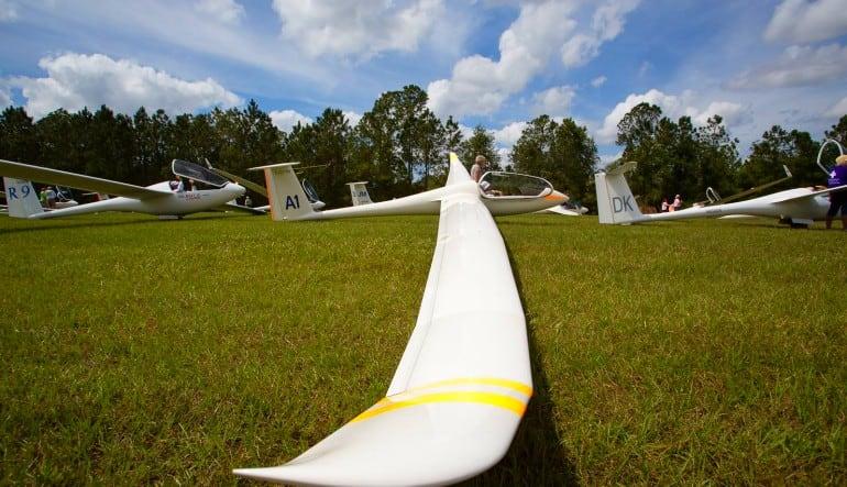 Glider Scenic Flight, Orlando - 40 Minutes Ready