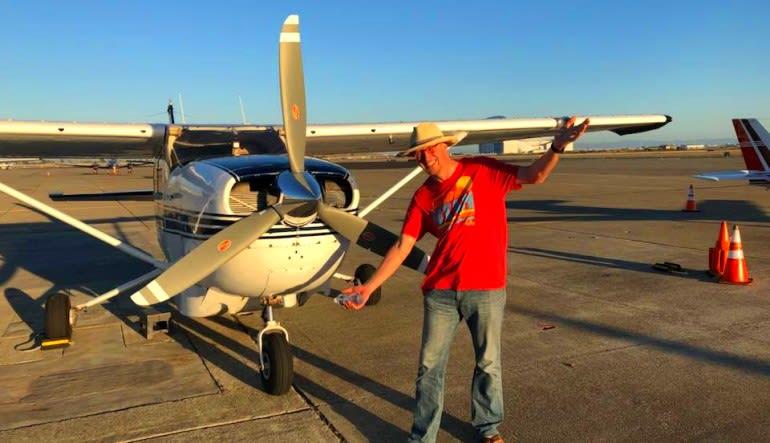 Scenic Flight San Francisco - 35 Minutes Man