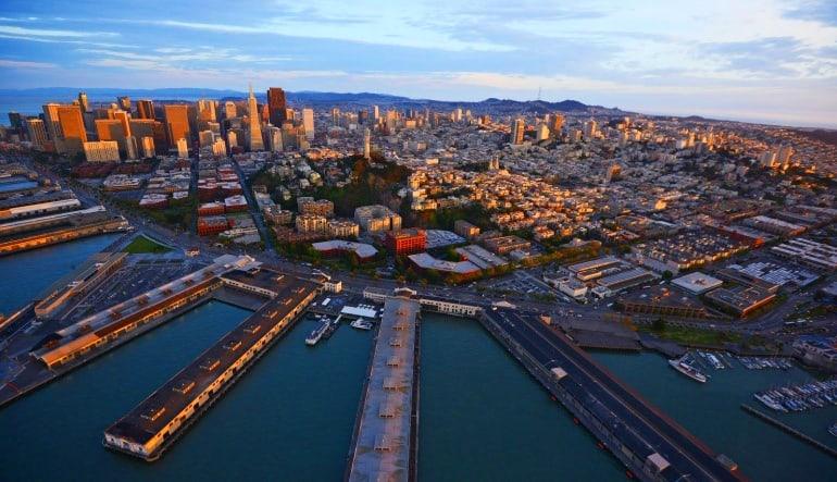 Scenic Flight San Francisco - 35 Minutes City