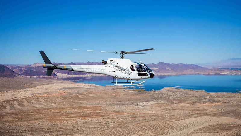Helicopter Tour Grand Canyon, Floor Landing and Champagne Picnic Flight