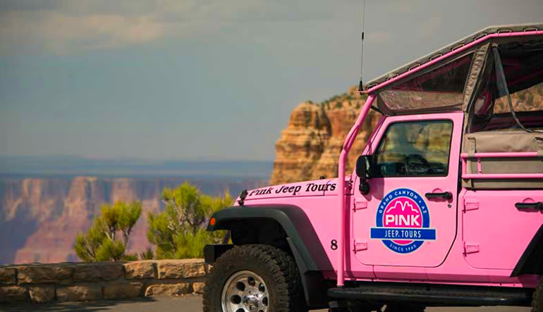 Sunset Jeep Tour Grand Canyon South Rim, Grand Entrance Tour Jeep