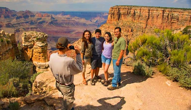 Jeep Tour Grand Canyon South Rim Photo Opportunity