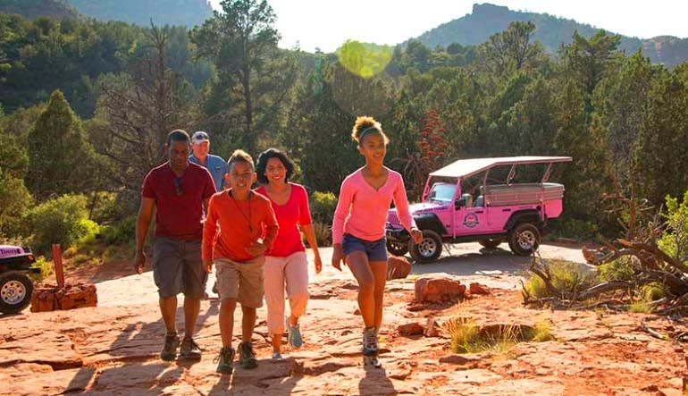 Jeep Tour Sedona, Broken Arrow Tour Adventure