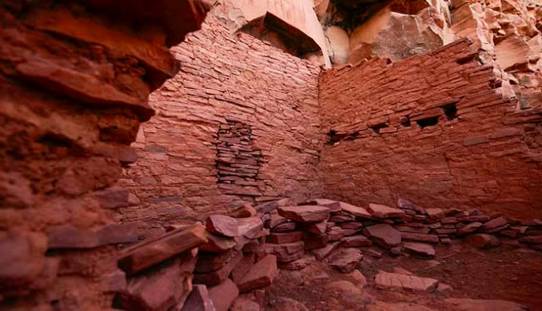 Jeep Tour Sedona, Ancient Ruins Tour Ruins