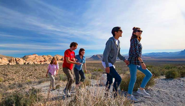 Jeep Tour Red Rock Canyon - 4 Hours Family