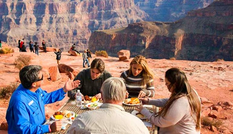 Jeep Tour Grand Canyon West Rim, Classic Tour
