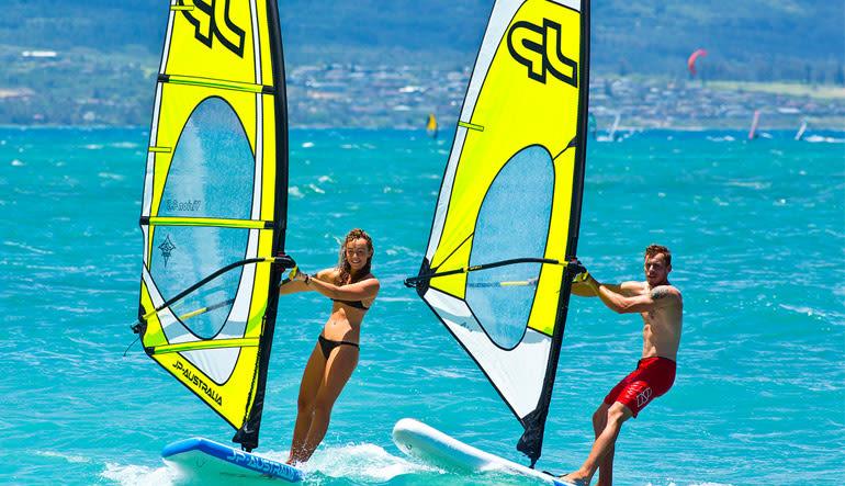 Windsurfing Rental Miami - 1 Hour
