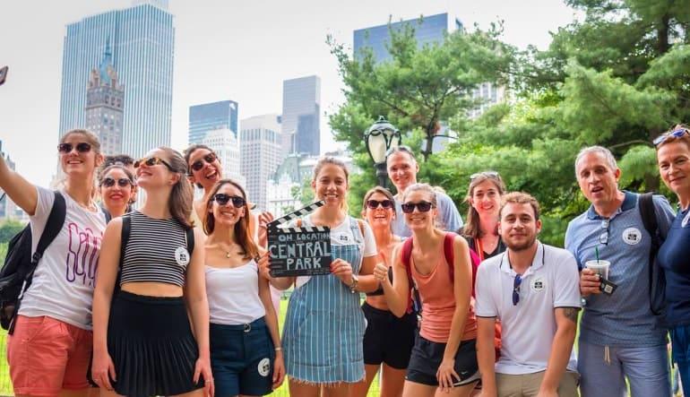 New York City TV & Movie Site Bus Tour Central Park
