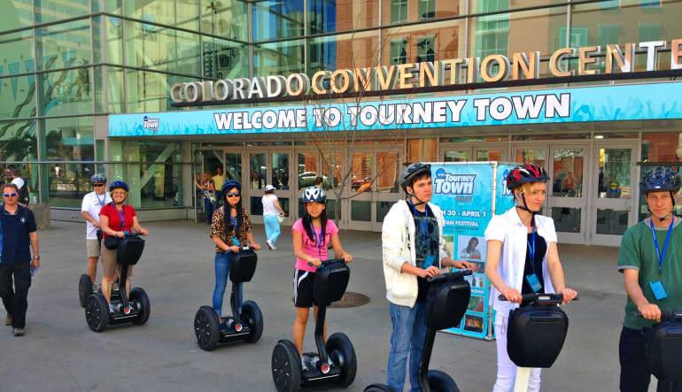 Denver Segway Tour - 2 Hours Group