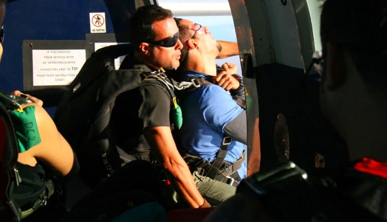 Skydive D.C., Weekend - 10,000ft Jump Get Ready