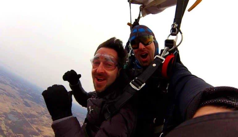 Skydive D.C., Weekend - 10,000ft Jump Man