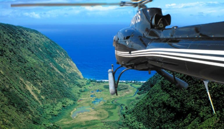 Helicopter Tour Big Island, Kohala Mountains and Hamakua Waterfalls