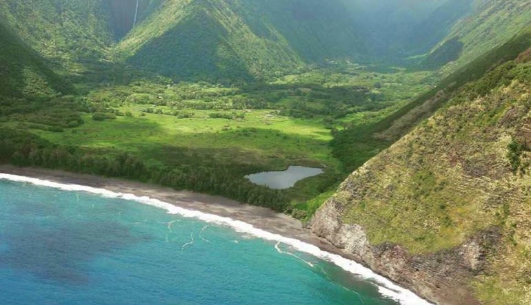 Helicopter Tour Big Island, Kohala Mountains Waipio Valley