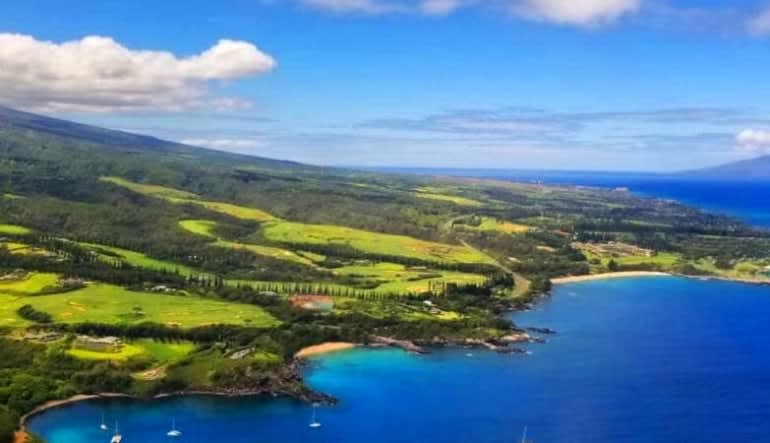 Helicopter Tour Maui, Circle Island Deluxe Landscape