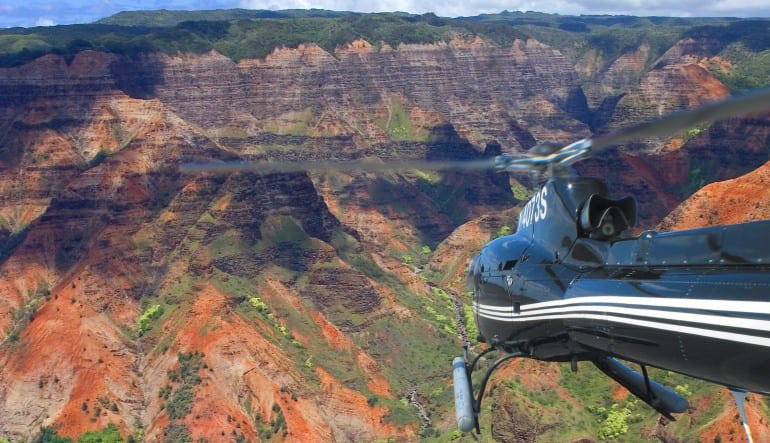 Kauai Helicopter Tour, Ultimate Adventure - 50 Minutes Crater