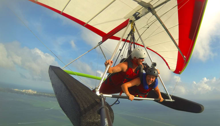 Hang Gliding Clewiston Laughter