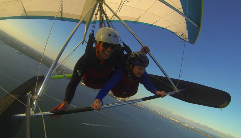 Hang Gliding Clewiston Glide